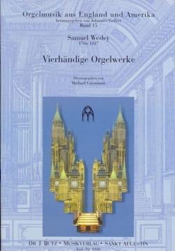 Samuel Sebastian Wesley - Vierhändige Orgelwerke - Partition - di-arezzo.fr