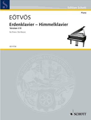 Peter Eötvös - Erdenklavier - Himmelklavier - Partition - di-arezzo.fr