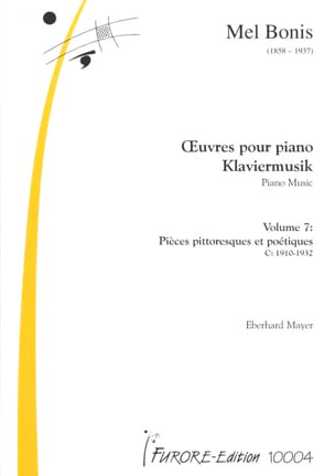 Mel Bonis - Piano Works Volume 7 - Sheet Music - di-arezzo.co.uk