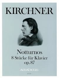 Theodor Kirchner - Notturnos Op. 87 - Partition - di-arezzo.fr