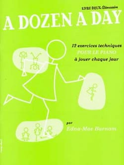 - A Dozen A Day Volume 2 in English - Sheet Music - di-arezzo.co.uk