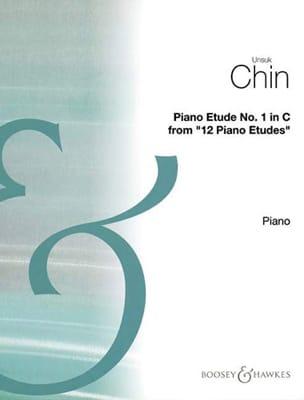 Unsuk Chin - Etude 1 In C - Partition - di-arezzo.fr