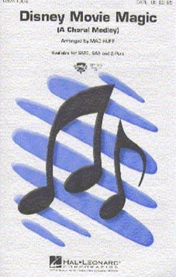 Huff Mac - Disney Movie Magic - Sheet Music - di-arezzo.com