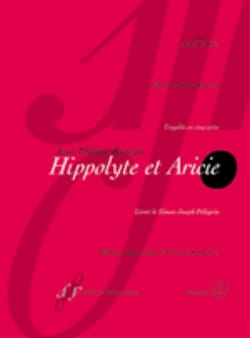 Jean-Philippe Rameau - Hippolyte and Aricie - Sheet Music - di-arezzo.com
