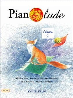 Pianolude - Volume 2 - Sheet Music - di-arezzo.co.uk