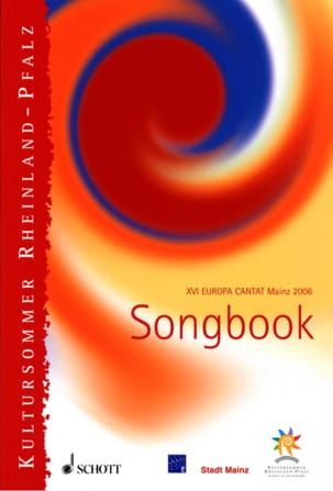 - Songbook: Europa Cantat Mainz 2006 - Sheet Music - di-arezzo.co.uk