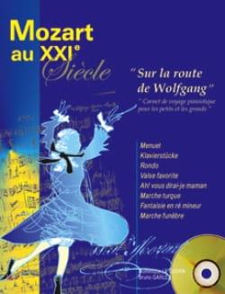 MOZART - Mozart Au 21ème Siècle - Partition - di-arezzo.fr
