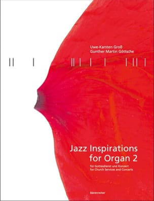 - Jazz Inspirations For Organ 2 - Partition - di-arezzo.fr