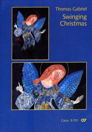Swinging Christmas - Partition - Chœur - laflutedepan.com