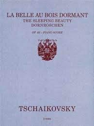 Piotr Illitch Tchaikovsky - La Belle Au Bois Dormant Opus 66 - Partition - di-arezzo.fr