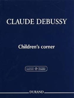 DEBUSSY - Children's Corner - Sheet Music - di-arezzo.com