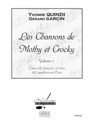 Les Chansons de Mothy et Crocky Volume 1 laflutedepan