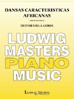 Dansas Caracteristicas Africanas Op. 47 - laflutedepan.com