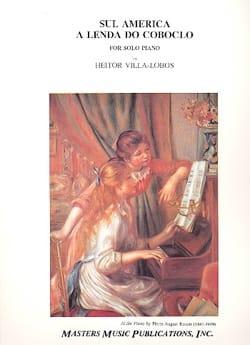 Heitor Villa-Lobos - Sul America - A Lena Do Caboclo - Sheet Music - di-arezzo.co.uk