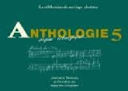 - Anthology 5. Marriage - Sheet Music - di-arezzo.com
