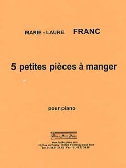 Marie-Laure Franc - 5 Small Dining Rooms - Sheet Music - di-arezzo.com