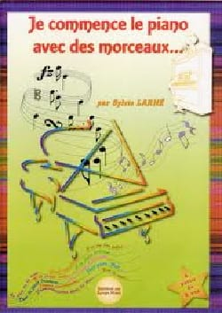 Sylvie Larné - I start the piano with pieces - Sheet Music - di-arezzo.co.uk