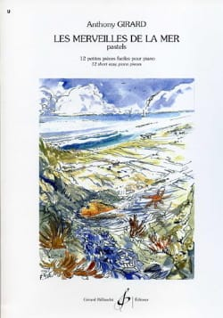 Anthony Girard - The Wonders of the Sea - Sheet Music - di-arezzo.com