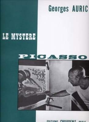 Le Mystère Picasso - Georges Auric - Partition - laflutedepan.com