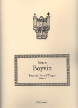 Jacques Boyvin - Second Vol 2 Organ Book - Sheet Music - di-arezzo.com