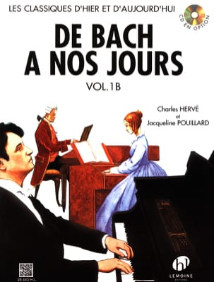DE BACH A NOS JOURS - da Bach ai giorni nostri - Volume 1B - Partition - di-arezzo.it