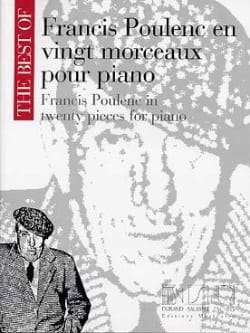 Francis Poulenc - 20 Pieces For Piano - Sheet Music - di-arezzo.com