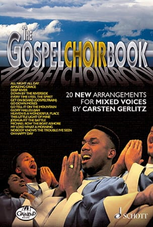 - The Spiritual & Gospel Choir Book - Partition - di-arezzo.fr
