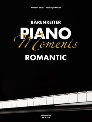 - Piano Moments. Romantique - Partition - di-arezzo.fr