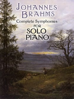 BRAHMS - Complete Symphonies - Sheet Music - di-arezzo.co.uk