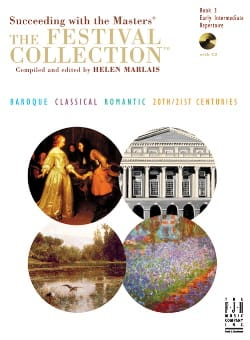 The Festival Collection Volume 3 Partition Piano - laflutedepan