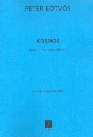 Kosmos. - Peter Eötvös - Partition - Piano - laflutedepan.com