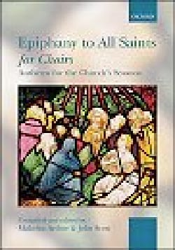 Epiphany To All Saints - Partition - di-arezzo.fr