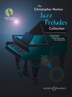 christopher Norton - Jazz preludes - Sheet Music - di-arezzo.com
