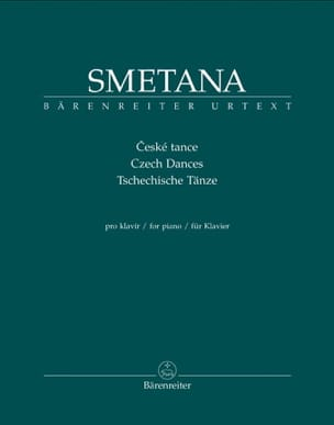 Bedrich Smetana - Czech dances - Sheet Music - di-arezzo.com