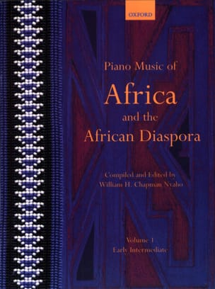 - Piano Music Of Africa And The African Diaspora Volume 1 - Partition - di-arezzo.fr