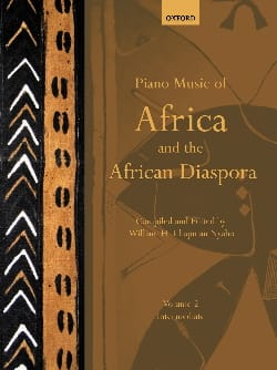 - Piano Music Of Africa And The African Diaspora Vol 2 - Partition - di-arezzo.fr