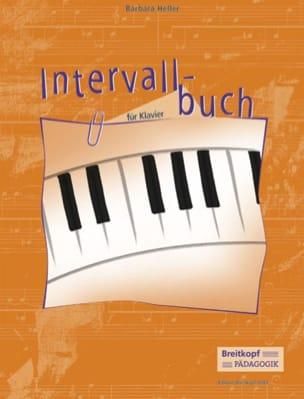 Intervall-Buch - Barbara Heller - Partition - Piano - laflutedepan.com
