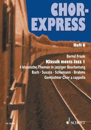 Chor Express N ° 6 - Sheet Music - di-arezzo.com