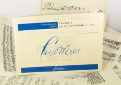 Christian Gottlieb Neefe - Fantasia Per il Clavicembalo 1798 - Partition - di-arezzo.fr