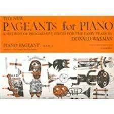 The New Pageants For Piano Vol 2 - Waxman - laflutedepan.com