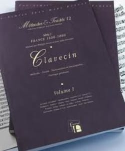 - Methods and Treaties - Harpsichord Volume 1 - Sheet Music - di-arezzo.co.uk