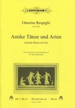 Antiche Danze ed Arie - Ottorino Respighi - laflutedepan.com