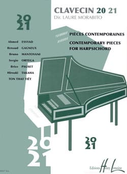 Harpsichord 20-21 - Partition - di-arezzo.co.uk