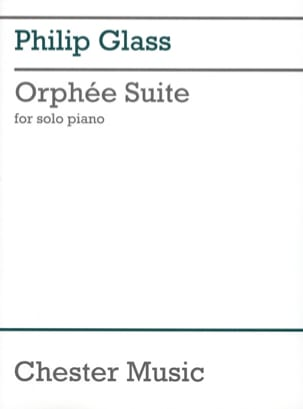 Philipp Glass - Orpheus Suite - Sheet Music - di-arezzo.co.uk