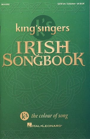 Irish Songbook Partition Chœur - laflutedepan