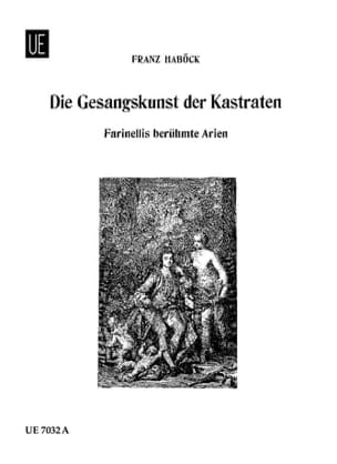 - Die Gesangskunst Der Kastraten - Partition - di-arezzo.fr