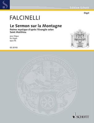 Le Sermon sur la Montagne Op. 46 Rolande Falcinelli laflutedepan