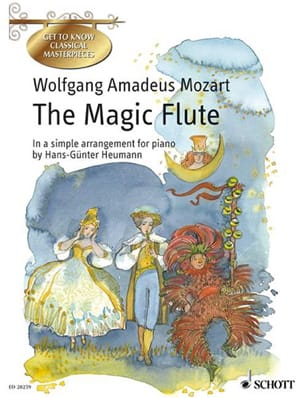 The Magic Flute - MOZART - Partition - Piano - laflutedepan.com