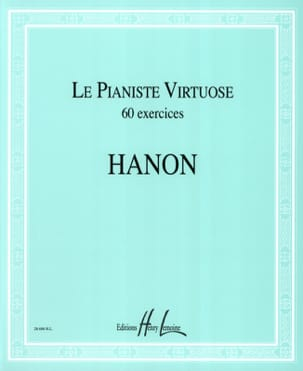 Le Pianiste Virtuose en 60 exercices HANON Partition laflutedepan