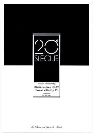 Réminiscences Op. 29 ; Excentricités Op. 25 laflutedepan